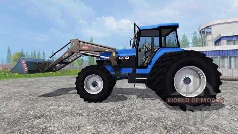 Ford 8970 FL for Farming Simulator 2015