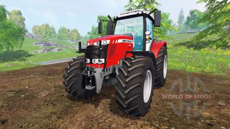 Massey Ferguson 7616 for Farming Simulator 2015
