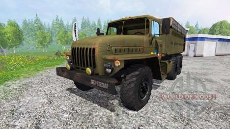 Ural-4320 for Farming Simulator 2015