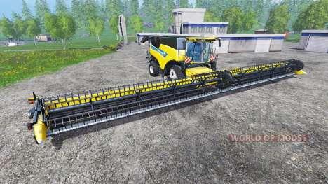 New Holland Super Flex Draper 45FT for Farming Simulator 2015