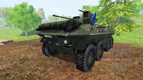 Spahpanzer Luchs for Farming Simulator 2015