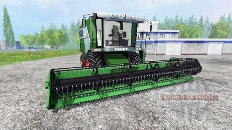Fendt 8350 [pack] for Farming Simulator 2015