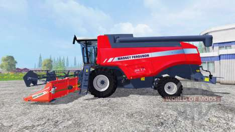 Massey Ferguson 7360 PLI for Farming Simulator 2015