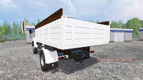 GAZ-53 v1.1 for Farming Simulator 2015