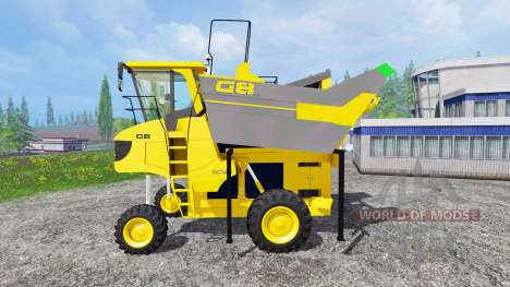 Gregoire G8.260 v0.95 for Farming Simulator 2015