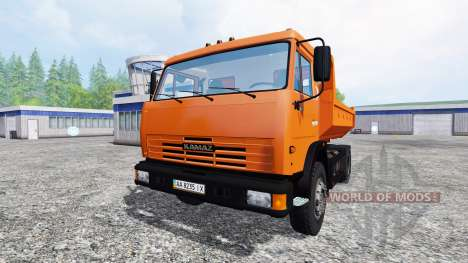 KamAZ-43255 for Farming Simulator 2015