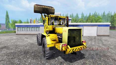 K-702 Kirovets v2.0 for Farming Simulator 2015