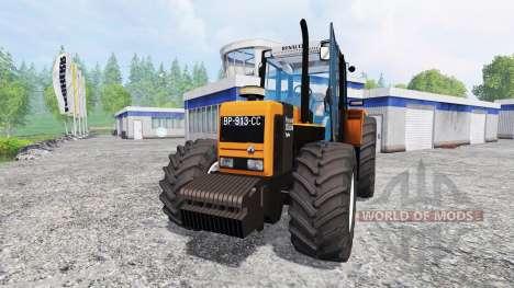 Renault 155.54 v1.3 for Farming Simulator 2015