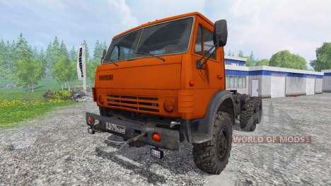 KamAZ-4310 for Farming Simulator 2015