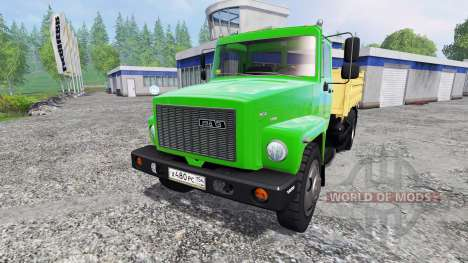 GAZ-SAZ-35071 for Farming Simulator 2015