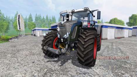Fendt 936 Vario [pack] v2.3 for Farming Simulator 2015