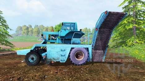 RKS-6 for Farming Simulator 2015