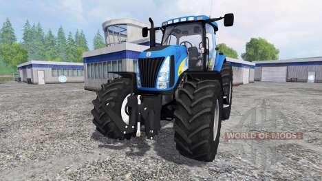New Holland TG 285 [final] for Farming Simulator 2015