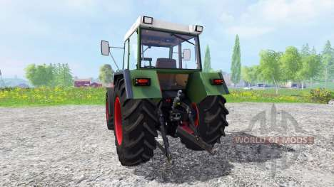Fendt Farmer 310 LSA v3.2 for Farming Simulator 2015