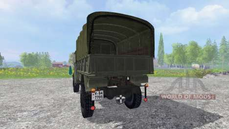 Borgward B 2000 for Farming Simulator 2015