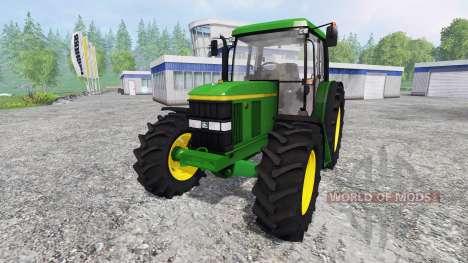John Deere 6410 SE for Farming Simulator 2015