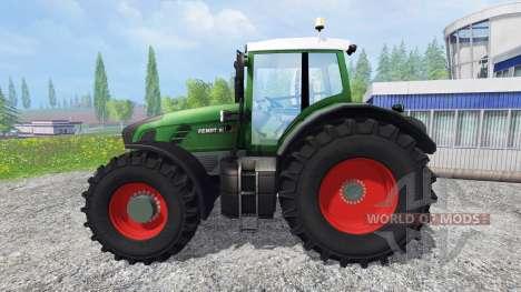 Fendt 936 Vario v1.5 for Farming Simulator 2015