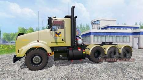 Kenworth T800 v1.2 for Farming Simulator 2015