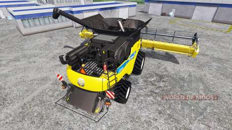 New Holland CR9.90 [edition pneus michelin] for Farming Simulator 2015