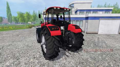 Belarus-4522 v1.4 for Farming Simulator 2015