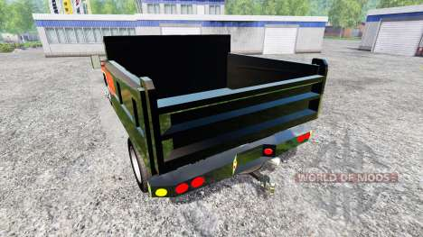 GMC Sierra [dump] for Farming Simulator 2015