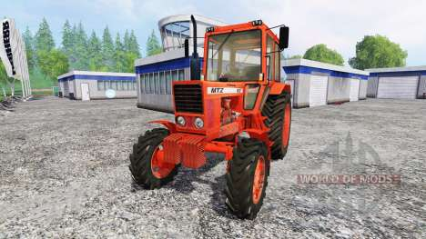 MTZ-82 Belarusian for Farming Simulator 2015