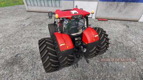 Case IH Optum CVX 300 v1.4.1 for Farming Simulator 2015