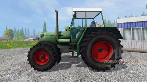 Fendt Favorit 614 LSA Turbomatik v1.1 for Farming Simulator 2015