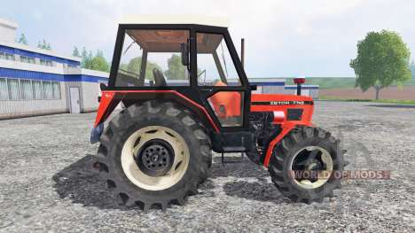 Zetor 7745 FL for Farming Simulator 2015