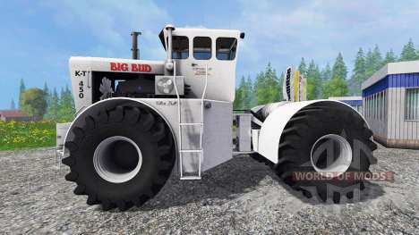 Big Bud K-T 450 for Farming Simulator 2015