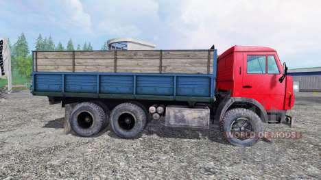 KamAZ-55102 v2.5 for Farming Simulator 2015