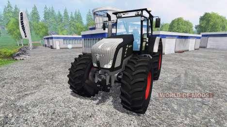 Fendt 936 Vario Forest Edition v1.3 for Farming Simulator 2015