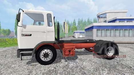 Renault G210 for Farming Simulator 2015
