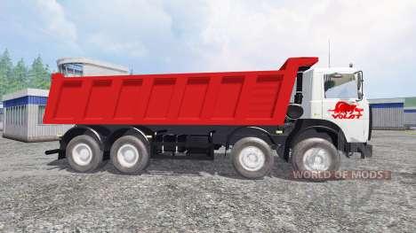 MZKT-65152 v2.0 for Farming Simulator 2015