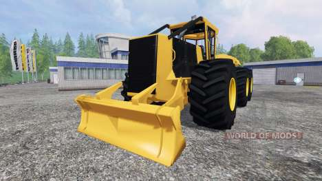 Tigercat 635D for Farming Simulator 2015
