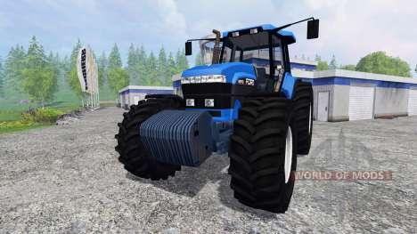 Ford 8970 for Farming Simulator 2015