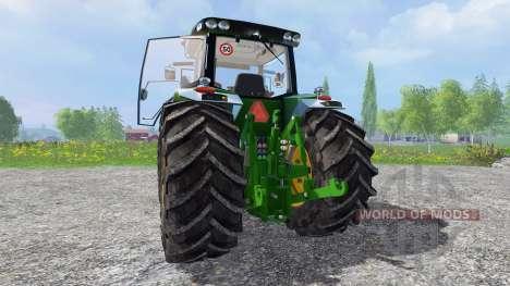 John Deere 8345R for Farming Simulator 2015