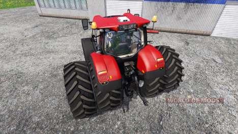 Case IH Optum CVX 300 v1.5.1 for Farming Simulator 2015