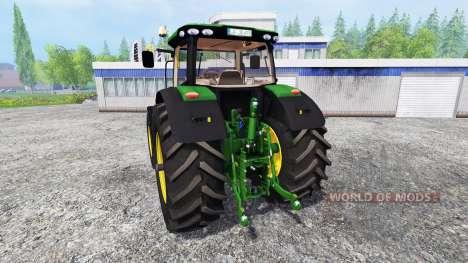 John Deere 6190R for Farming Simulator 2015