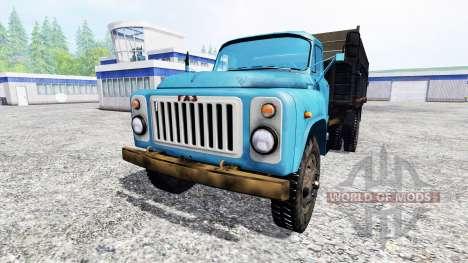GAZ-53-12 for Farming Simulator 2015