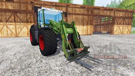 Fendt Xylon 524 v4.0 for Farming Simulator 2015