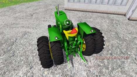 John Deere 4020 FL for Farming Simulator 2015