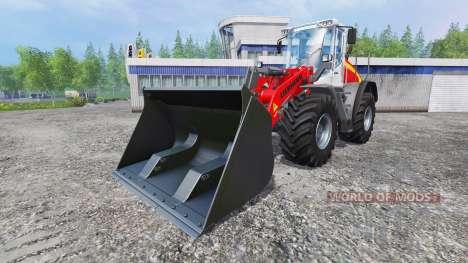 Liebherr L538 [red] for Farming Simulator 2015