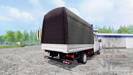 GAZ-3310 Valday v0.5 for Farming Simulator 2015