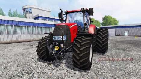 Case IH Puma CVX 165 FL v1.6.1 for Farming Simulator 2015