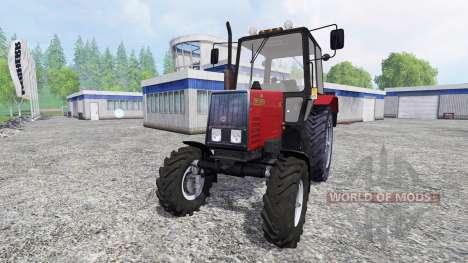 MTZ-Belarus 920 v2.0 for Farming Simulator 2015