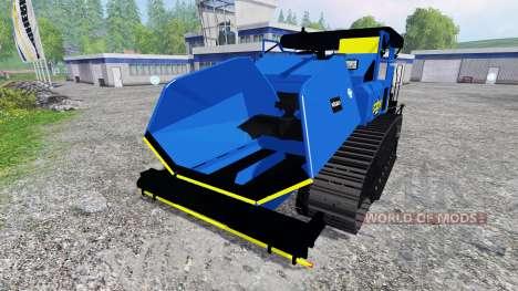 Vogele for Farming Simulator 2015