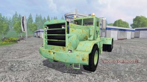 Hayes HDX for Farming Simulator 2015