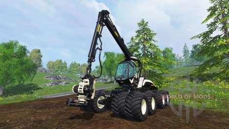 PONSSE Scorpion King [timber] for Farming Simulator 2015
