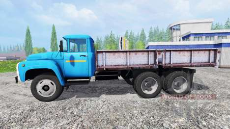 ZIL-133 for Farming Simulator 2015